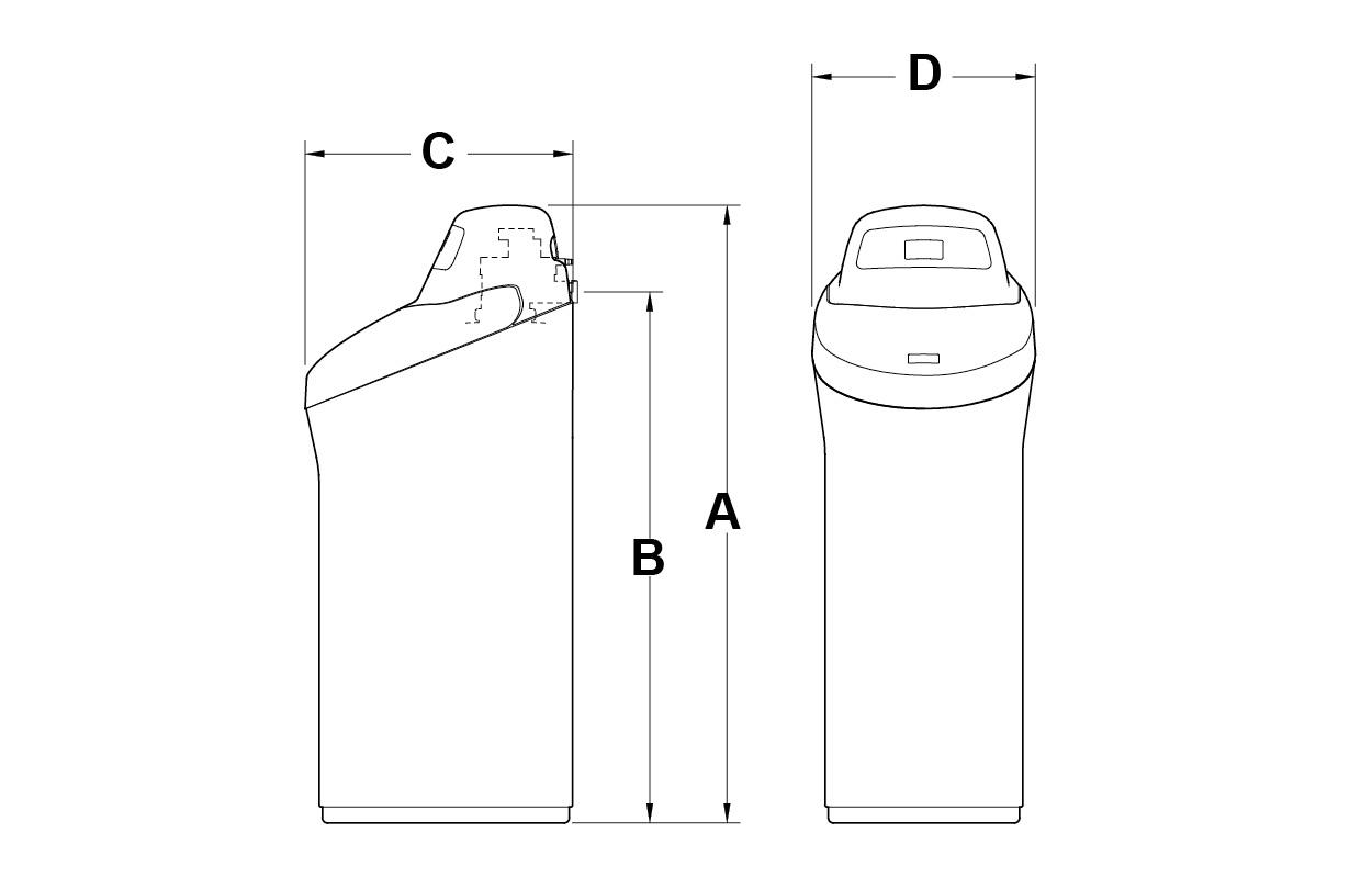 Dimensioni nsc 42