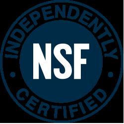 certificazione addolcitori NSF